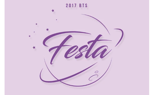 2017 BTS Festa Kicks Off With Opening Ceremony On Twitter