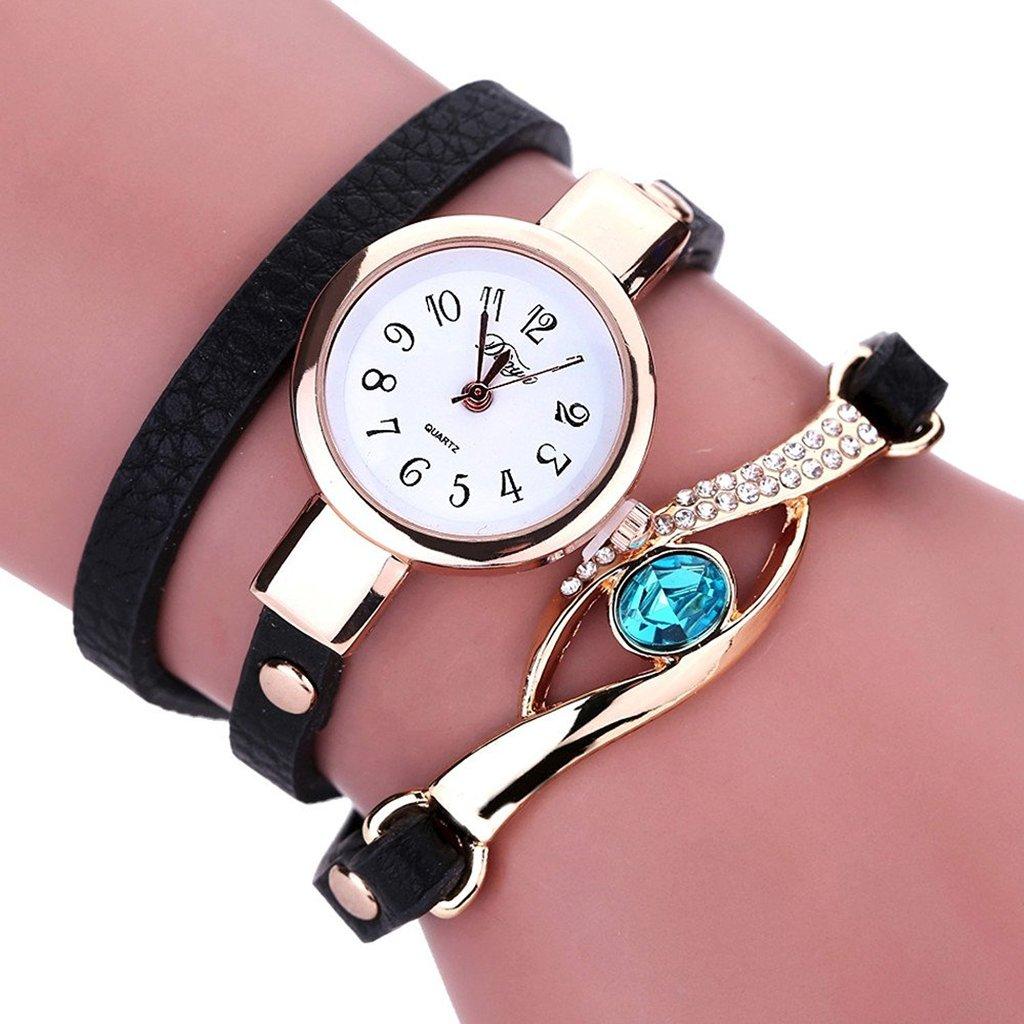 2018 Vintage Rhinestone Ladies Watch Bracelet